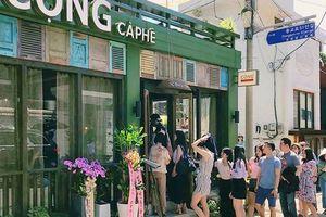 Thưởng thức 'Cộng cà phê' tại Hàn Quốc