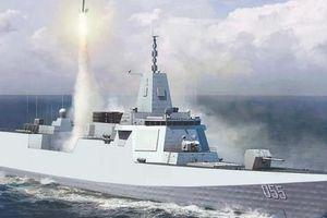 Sức mạnh thật sự của khu trục hạm Trung Quốc Type 055
