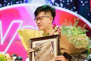 10X được tổ chức minishow sau khi chiến thắng cuộc thi hát tiếng Anh