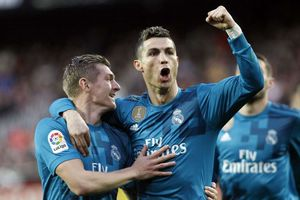 Toni Kroos thừa nhận Real mất mát quá lớn khi chia tay Ronaldo