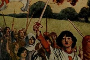 Bí ẩn cuộc 'Thập tự chinh 10.000 trẻ em' đầy bi kịch năm 1212