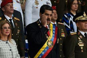Vụ ám sát 'hụt' tổng thống Venezuela: 6 người bị bắt