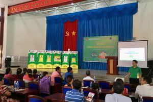 Tư vấn kỹ thuật sử dụng phân bón Phú Mỹ cho người nông dân