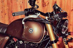 Xe độ hoài cổ 'thoát xác' từ sportbike Yamaha R25