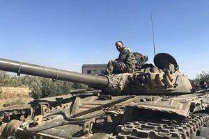 Trận đánh cuối cùng liên quân Nga-Syria kết liễu IS tại ngã ba biên giới