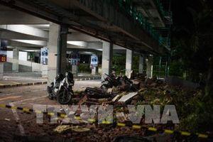 Động đất ở Indonesia: Ít nhất hai sản phụ sinh con an toàn trong khi sơ tán