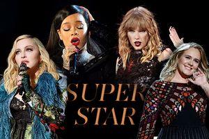 Billboard công bố 60 nữ ca sĩ vĩ đại nhất mọi thời đại, thần tượng của bạn có nằm trong danh sách này?