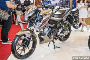 Suzuki GSX150 Bandit 2018 giá cực rẻ tại Indonesia