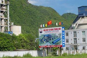 Xi măng Trung Sơn sẽ mở rộng và nâng công suất lên 5,5 triệu tấn