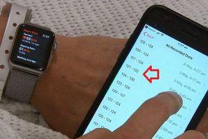 Thêm trường hợp Apple Watch gián tiếp cứu mạng chủ nhân
