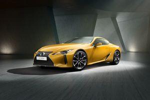 Lexus LC có thêm bản giới hạn, sẽ xuất hiện tại Paris Motor Show