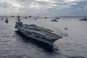Xem hải quân các nước dàn trận ở RIMPAC 2018