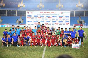 U23 Việt Nam vô địch với 3 trận bất bại