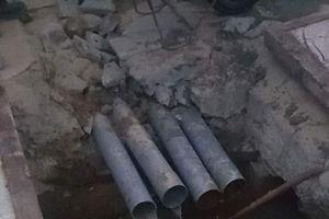 Đà Nẵng: Dự án Times Square có 4 ống xả thải 'chui'