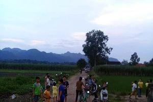Sét đánh tử vong bé gái đang đi chăn bò ở Nghệ An