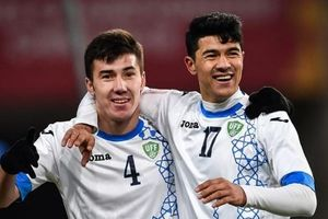 Quyết đánh bại Olympic Việt Nam, Uzbekistan gọi thêm viện binh là những tuyển thủ vô địch U.23 châu Á