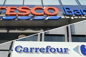 Carrefour-Tesco lập liên minh để tăng cạnh tranh trong ngành bán lẻ