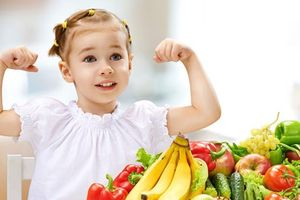 Những thực phẩm giúp tăng cường hệ miễn dịch cho trẻ em