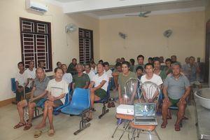 Khu điều dưỡng thương binh TTK Nghệ An: Chăm sóc thương binh bằng lòng biết ơn