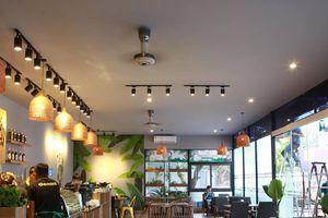 Lộ diện quán cà phê 'chất lừ từ trong ra ngoài' gây náo loạn giới trẻ Hải Dương
