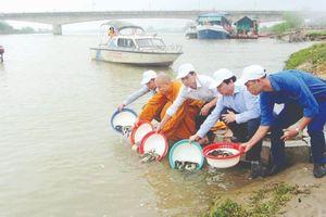 Chú trọng bảo vệ, tái tạo nguồn lợi thủy sản