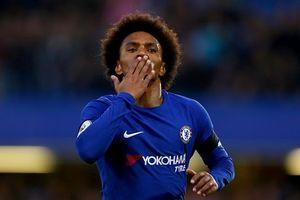 Chuyển động Ngoại hạng Anh 2018/2019: Willian muốn tái hợp Mourinho