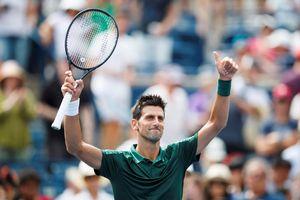 Djokovic khởi đầu vất vả tại Rogers Cup