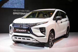 Mitsubishi Xpander ra mắt tại Việt Nam, giá từ 550 triệu đồng