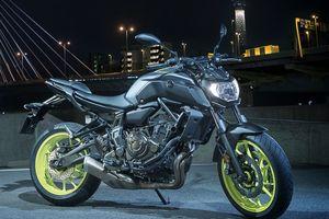 Yamaha MT-07 2019 sắp cập bến Malaysia, giá 8.600 USD