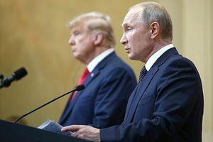 Politico tiết lộ bất ngờ về nội dung thượng đỉnh Donald Trump-Vladimir Putin
