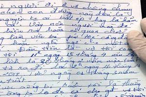 Phó hiệu trưởng nghi tự tử bằng thuốc trừ sâu cùng lá thư tuyệt mệnh