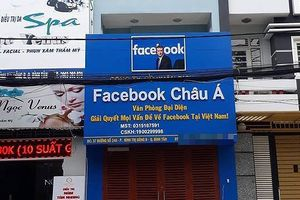 Không có chuyện Facebook đặt văn phòng đại diện tại Việt Nam
