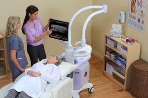 Siêu âm vú bằng máy Invenia ABUS, công nghệ tiên tiến hiện đại