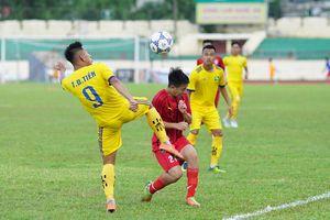 Thắng 2 trận liên tiếp, U21 SLNA đặt một chân vào vòng chung kết