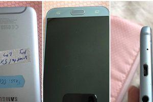 Samsung J7 bị tố liên tục lỗi màn hình, đại lý kiếm cớ chối bảo hành?