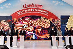 SCG vay 3,2 tỷ USD xây tổ hợp hóa dầu Long Sơn, dự kiến hoạt động vào năm 2023