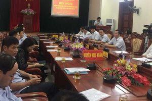 Huyện Như Xuân khánh thành hạ tầng thông tin hội nghị trực tuyến