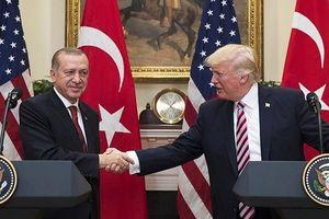 Thổ Nhĩ Kỳ có dễ phá băng quan hệ với Mỹ?