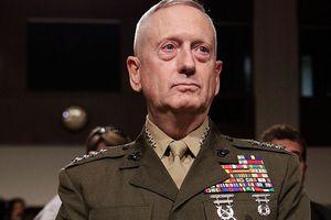 Ông Mattis chờ đợi chuyến thăm Mỹ của Bộ trưởng Quốc phòng Trung Quốc