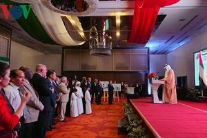 Đại sứ quán UAE tại Việt Nam tổ chức kỷ niệm Năm Zayed 2018