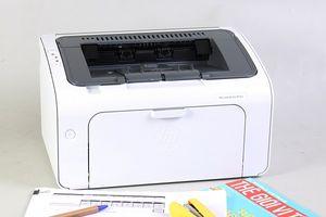 HP LaserJet Pro M12w và MFP M26nw: Hợp thời in ấn di động
