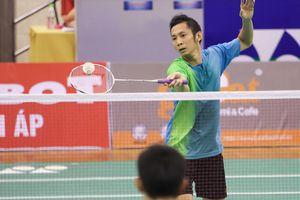 Tiến Minh đối đầu hạt giống số 8 tại giải Việt Nam Open