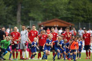 Thi đấu giao hữu, Bayern Munich 'nghiền nát' đối thủ với tỷ số 20-2