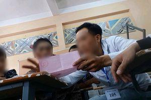 Vén màn bí mật kỳ thi 'chống trượt' bằng lái xe ở Hà Nội