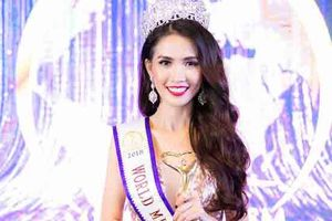 Chung kết Hoa hậu Đại sứ Du lịch Thế giới 2018