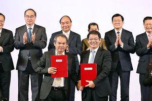 Khuyến khích doanh nghiệp hợp tác hiện đại hóa nông nghiệp