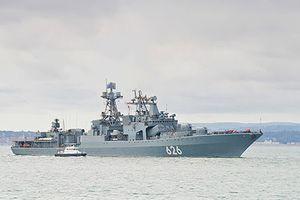 Dàn tàu chiến Nga thị uy ở Bắc Cực mạnh đến mức nào?