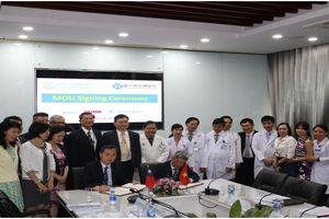 Bệnh viện Chợ Rẫy: Thực hiện tuyến đề án, ký kết hợp tác nâng cao chất lượng khám chữa bệnh