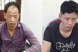 Nghẹt thở cuộc truy bắt 2 kẻ cướp ô tô, tông công an