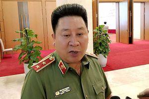 'Quan lộ' của cựu Thứ trưởng Công an Bùi Văn Thành